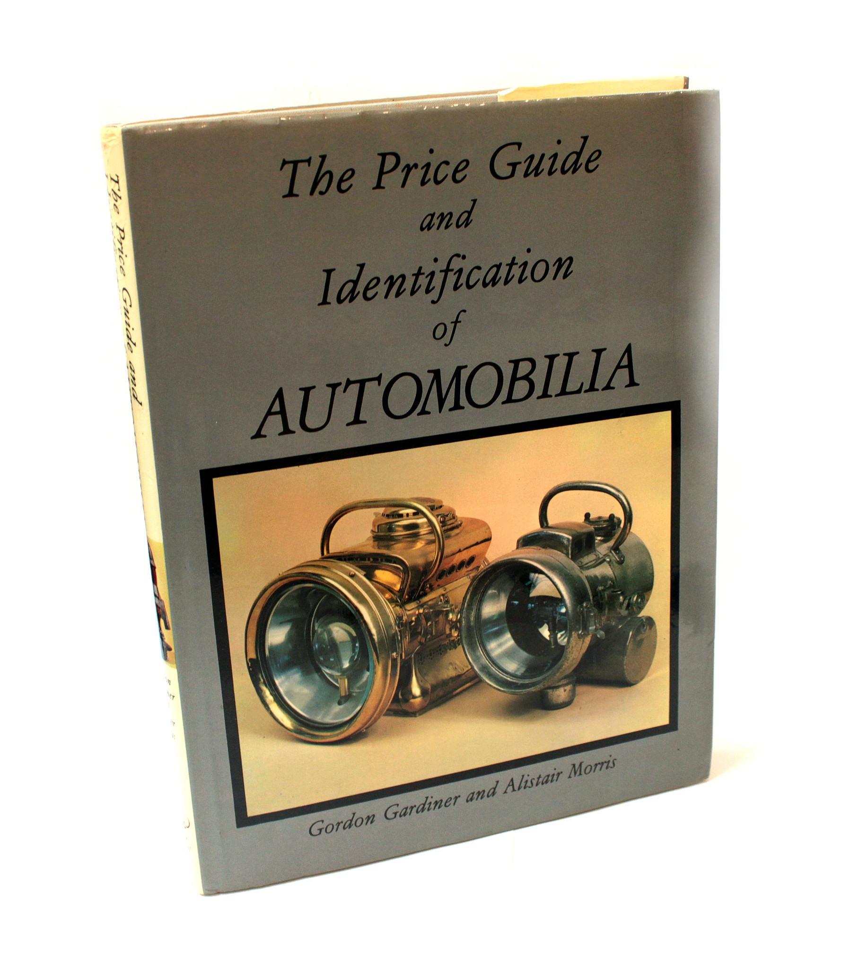 Automobilia Book